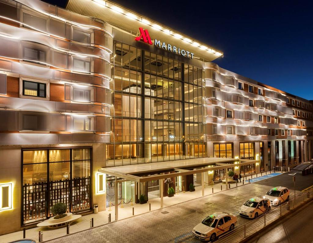 ‪Madrid Marriott Auditorium Hotel & Conference Center‬