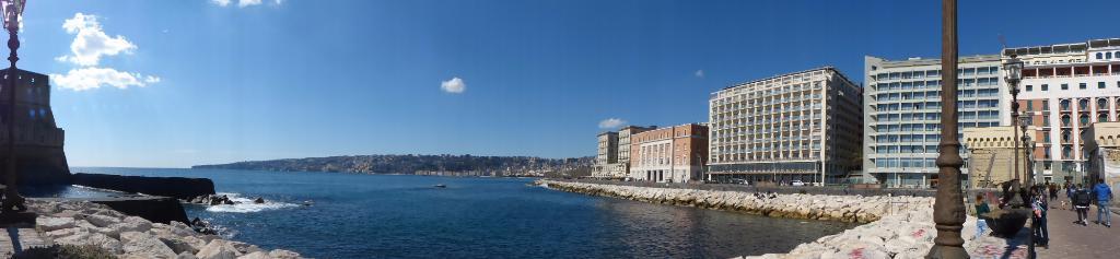 Guter Ausgangspunkt in Neapel