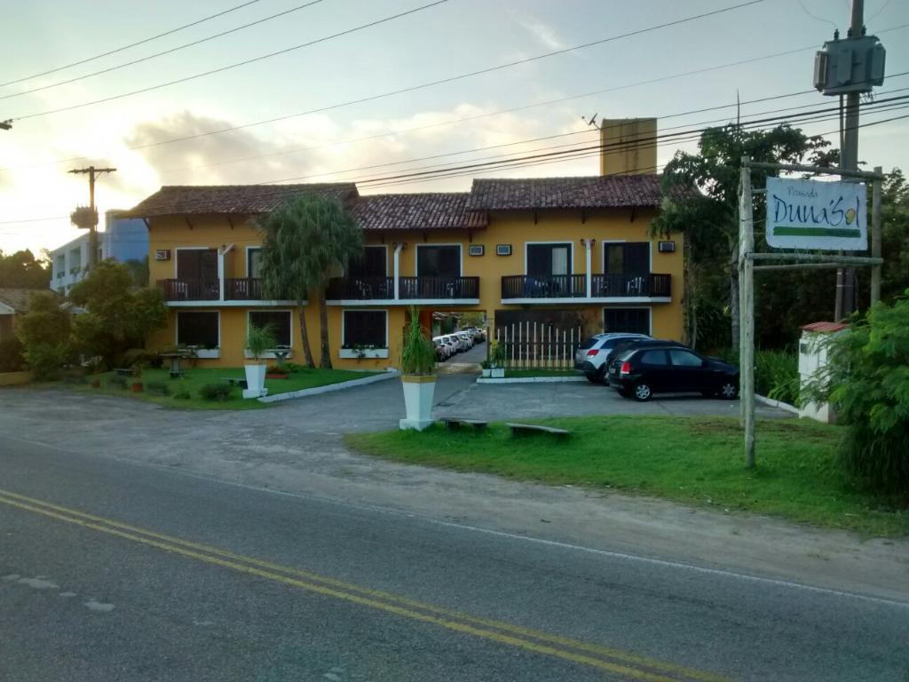 Cabanas DunaSol