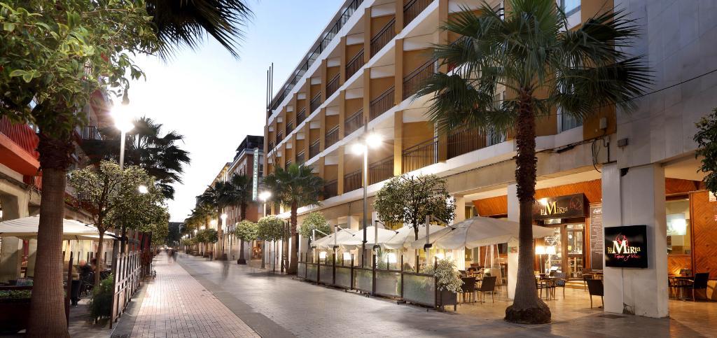 โรงแรมยูโรสตาร์ ตาร์เตสโซส