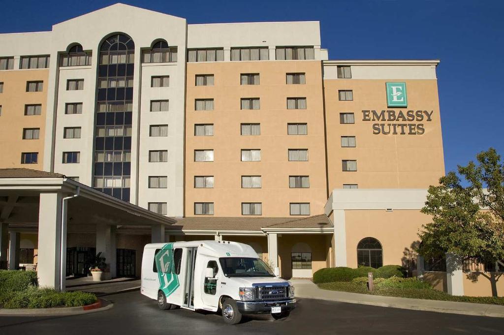 Embassy Suites by Hilton Kansas City-International Airport