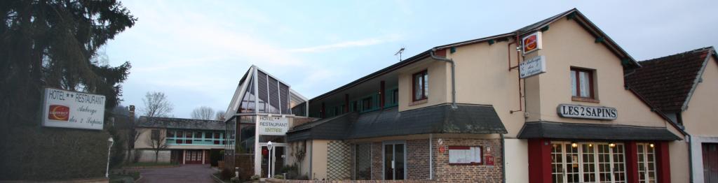 Hôtel Restaurant Les Deux Sapins