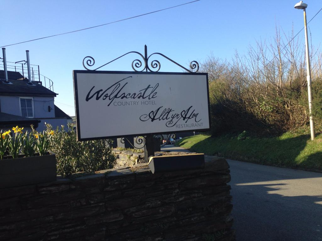 Wolfscastle Country Hotel and Restaurant