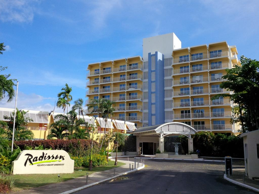 ‪Radisson Aquatica Resort Barbados‬