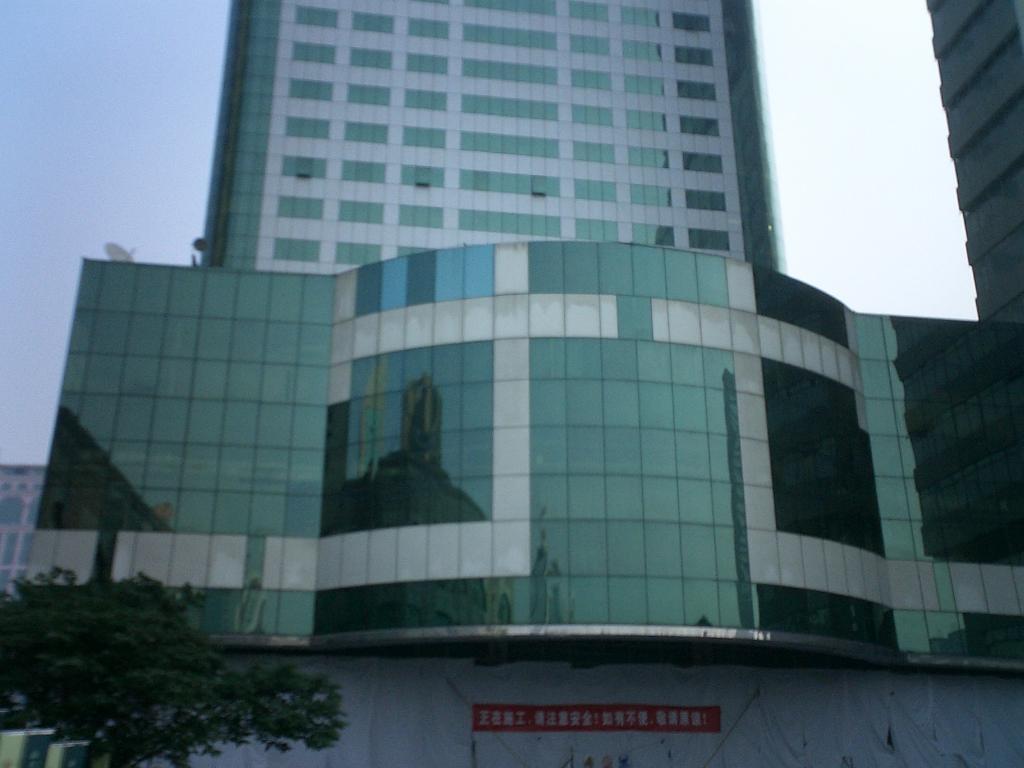 ホテル カントン 広州