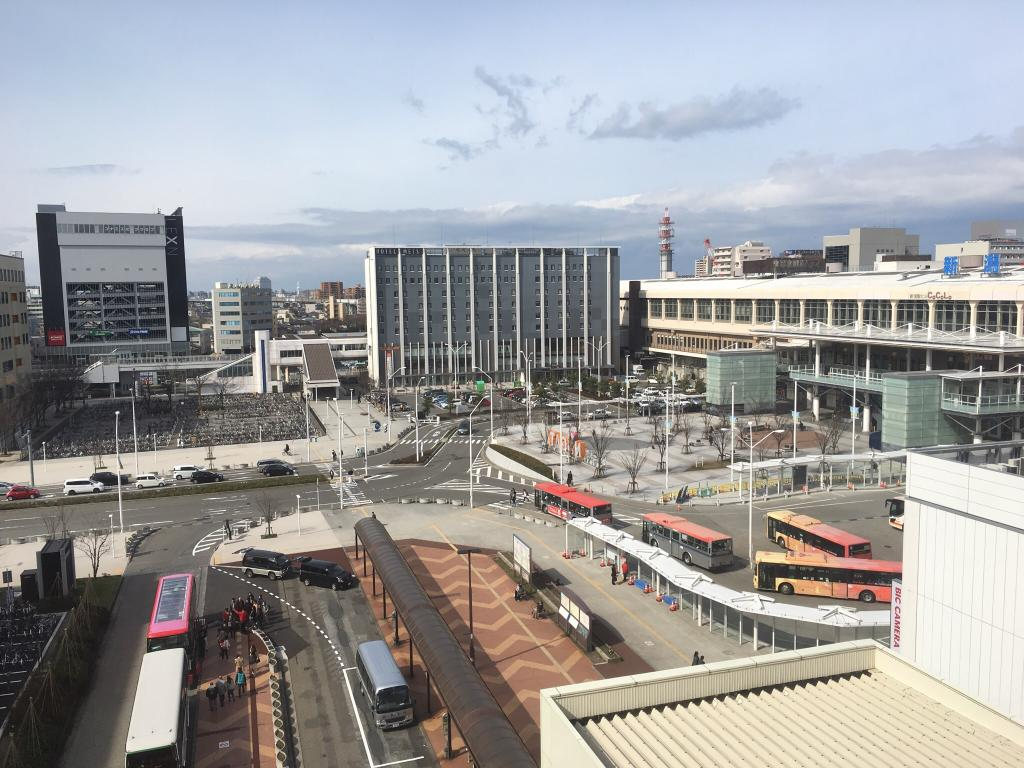 Art Hotel Niigata Station