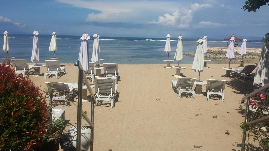 Respati Beach Hotel - Sanur