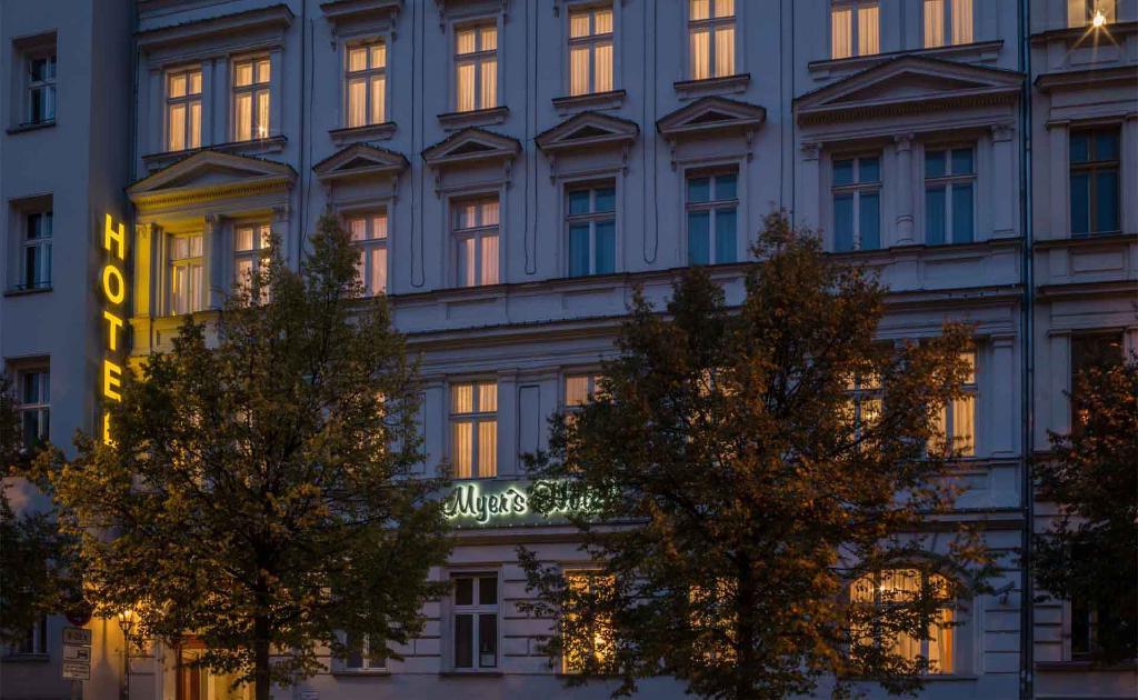 柏林梅耶精品飯店