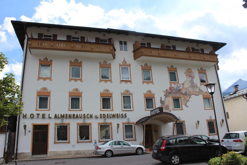 Hotel Almenrausch und Edelweiss