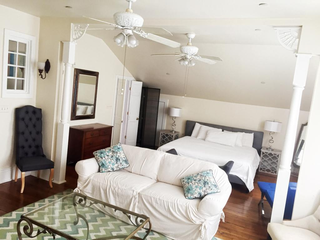 Creole Gardens Guesthouse Bed & Breakfast