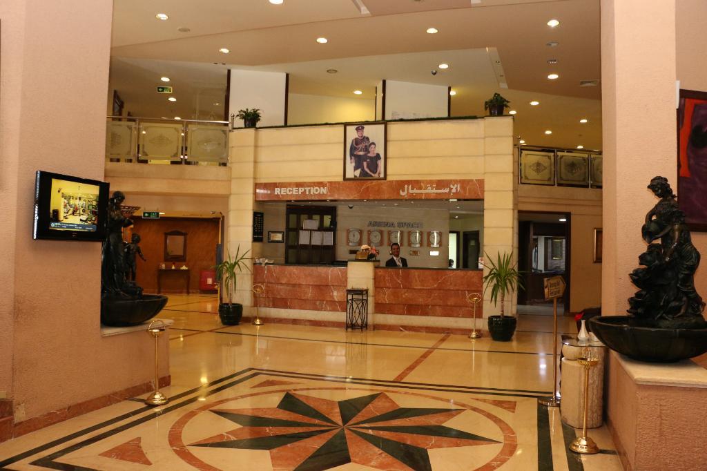 Arena Hotel Jordan