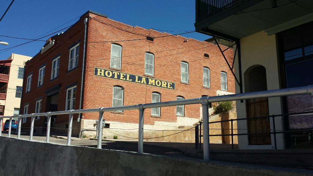 Hotel La More / The Bisbee Inn