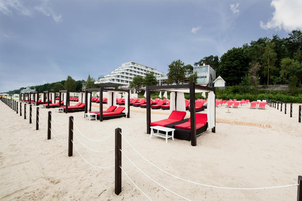 "Спа-гостиница ""Baltic Beach Hotel"""