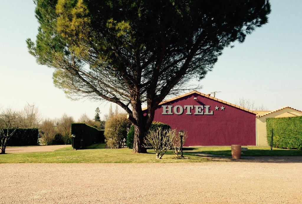拉金提爾飯店