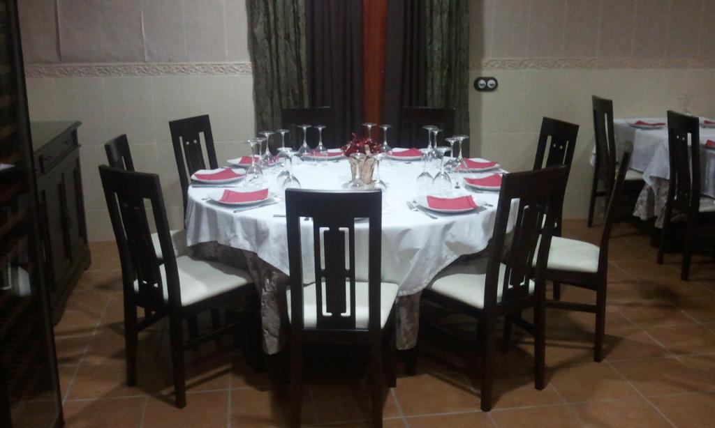 imagen Restaurante Los Jamones en Acedera