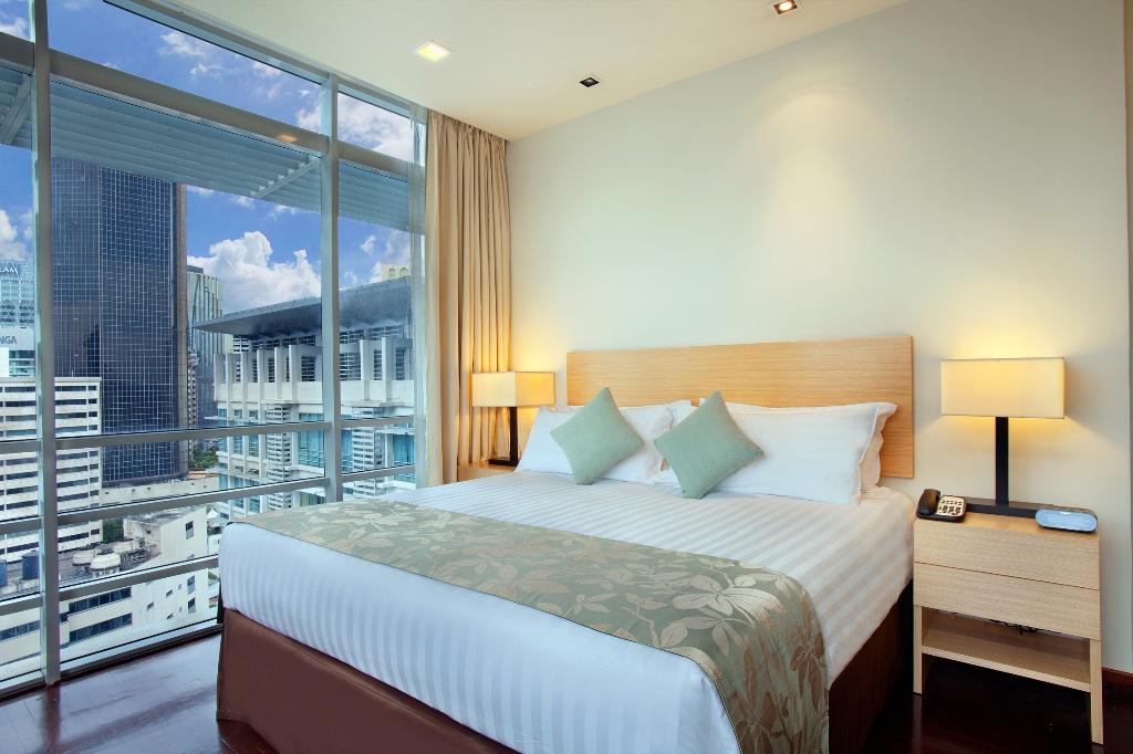 皇家公園酒店式套房吉隆坡