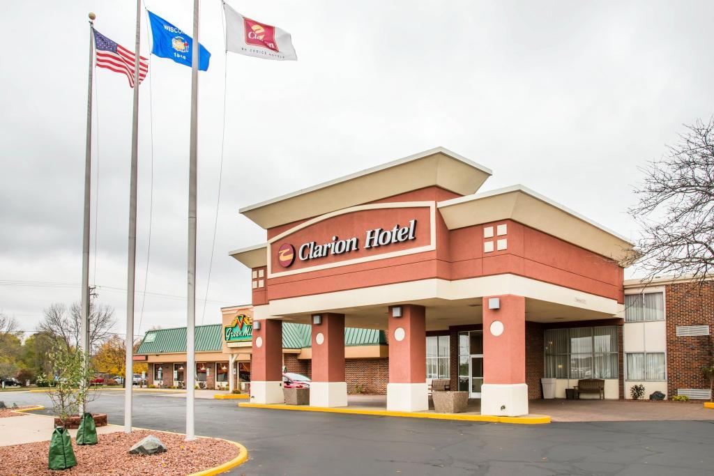 Clarion Hotel Campus Area