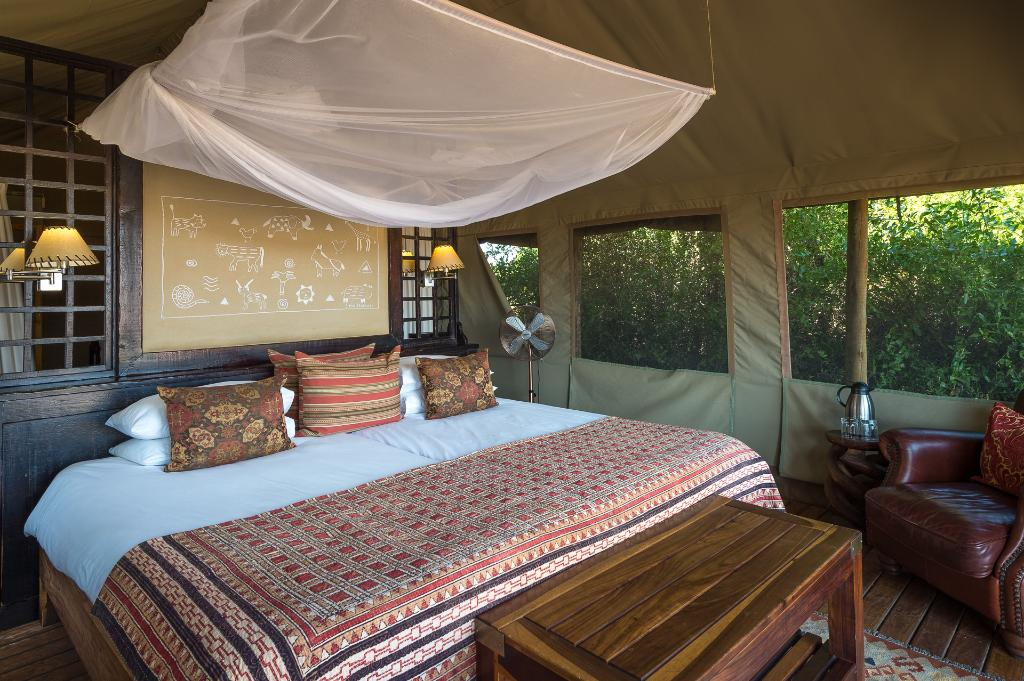 Wilderness Safaris Desert Rhino Camp