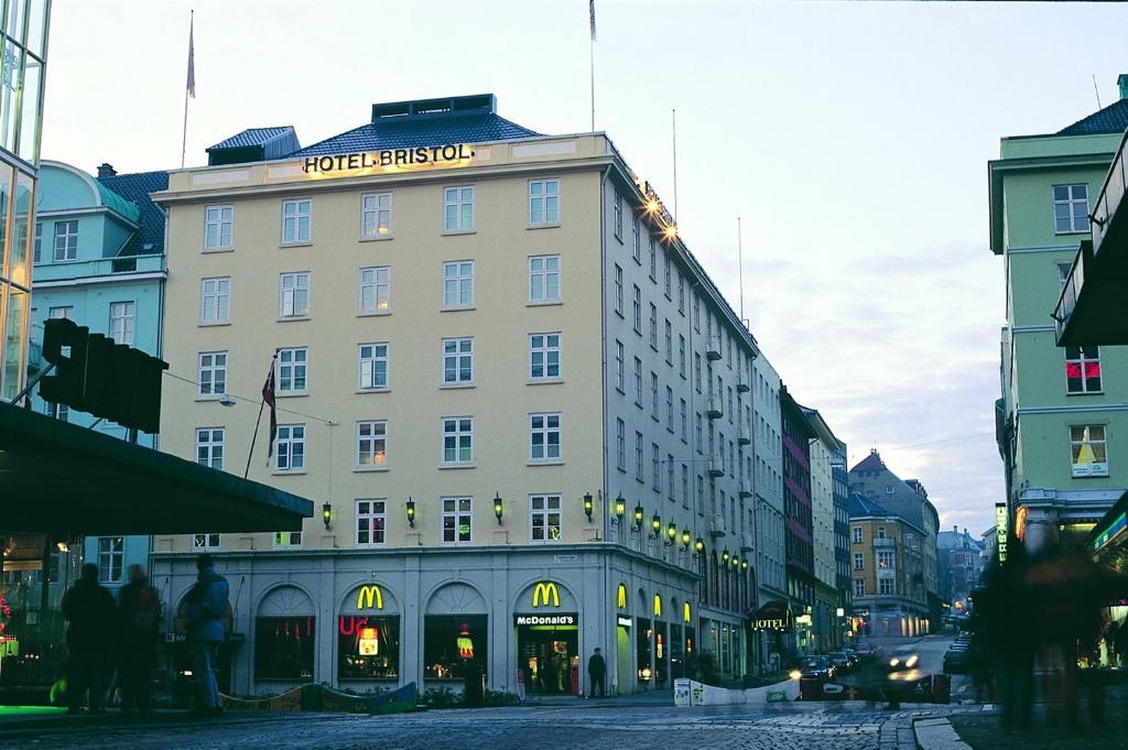 Thon Hotel Bristol Bergen