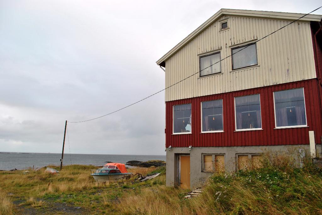 Gamvik Gjestehus