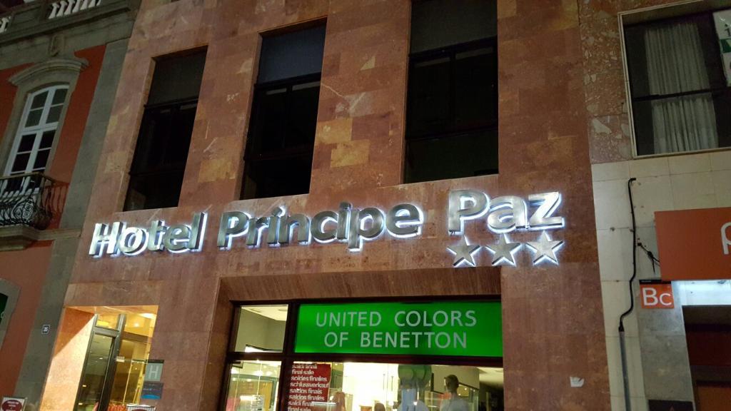 호텔 프린시페 파스