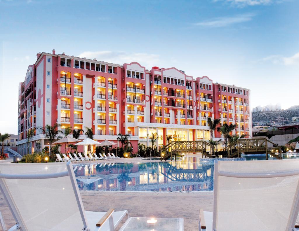 阿利坎特伯納爾巴飯店