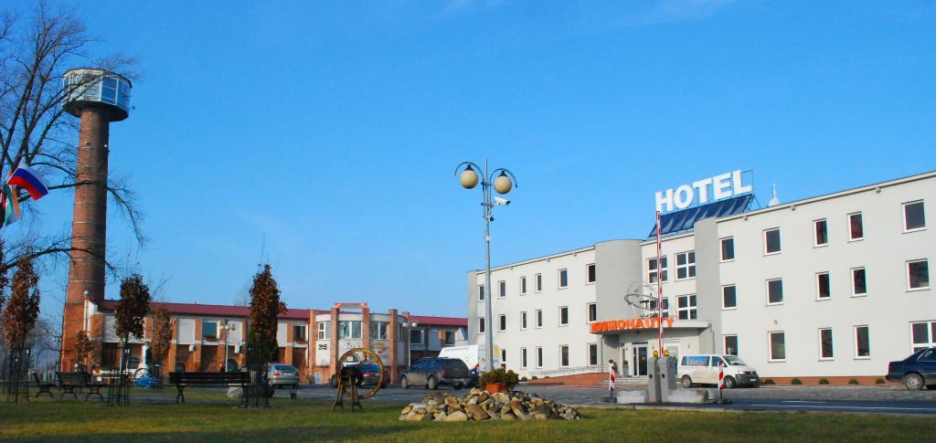 Hotel Kosmonauty Wroclaw-Airport