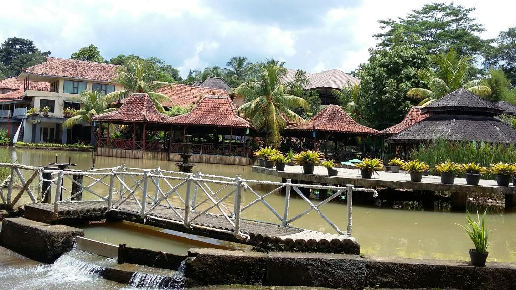 Bumi Gumati Convention Resort
