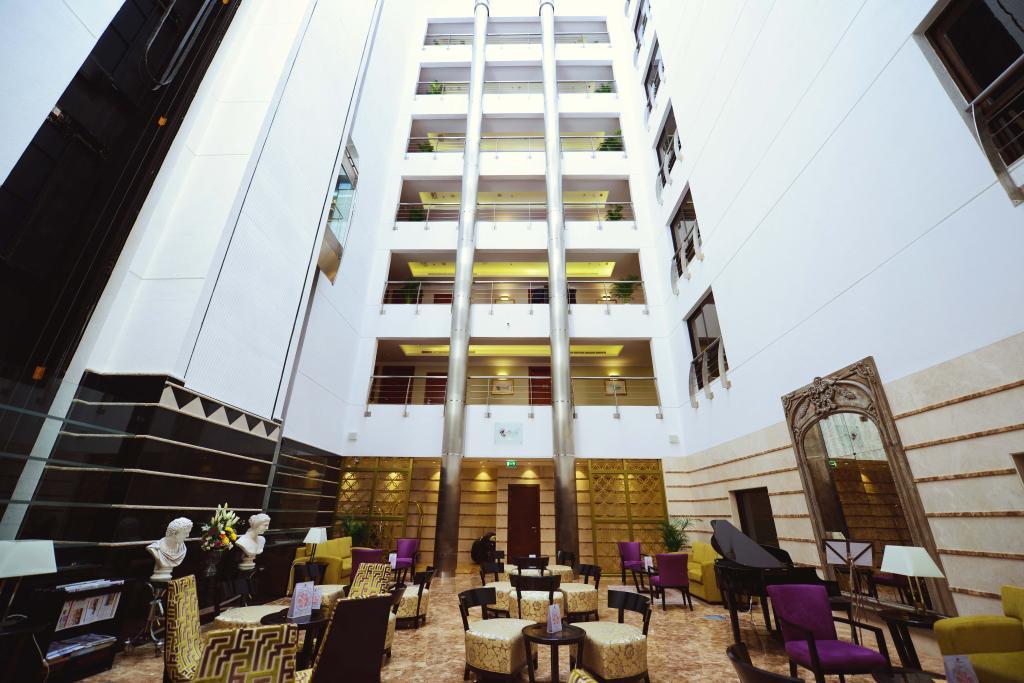 珊瑚精品豪華公寓酒店