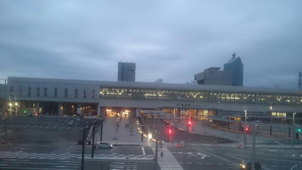 Hotel Alpha-1 Toyama Ekimae