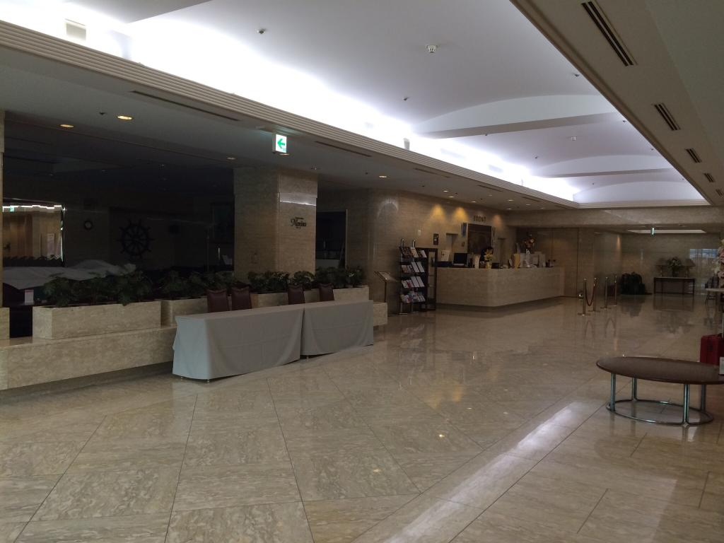 신 요코하마 후지 뷰 호텔