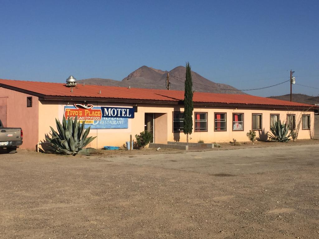 Longhorn Ranch Motel