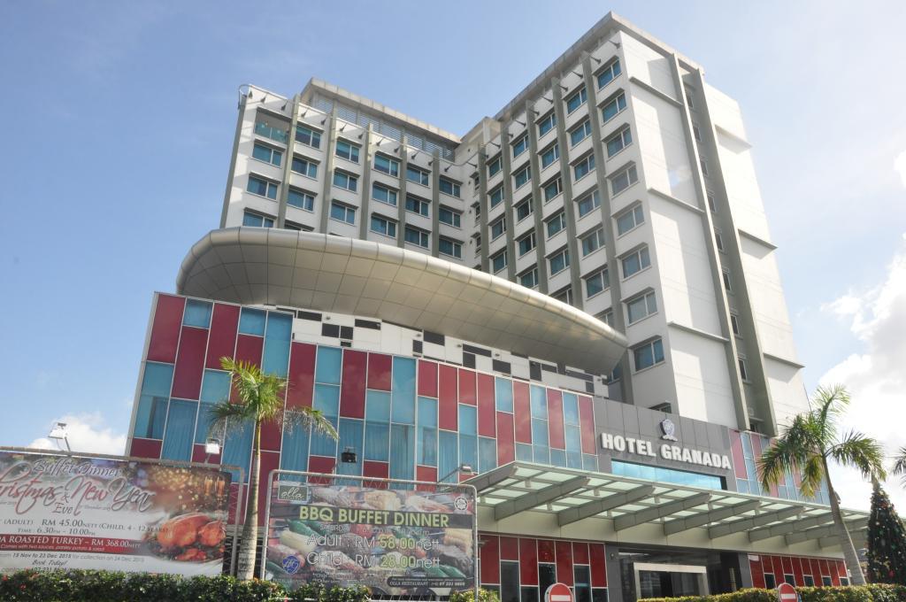 هوتل جرانادا جوهور باهرو