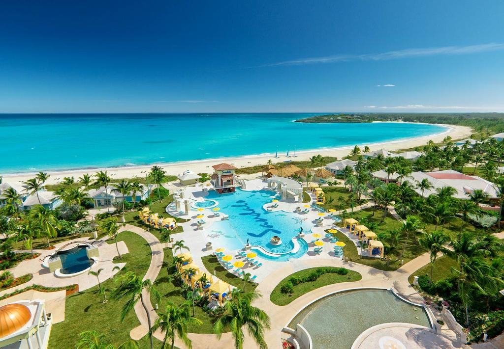 Sandals Emerald Bay Golf, Tennis and Spa Resort
