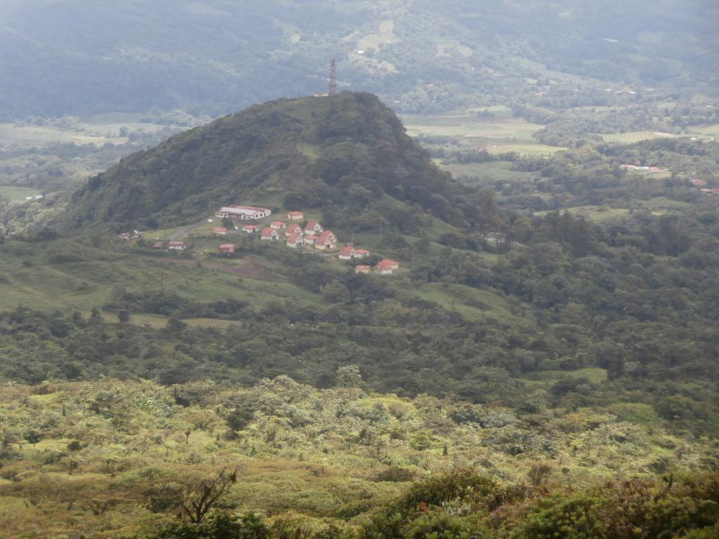 Auberge de la Montagne Pelee