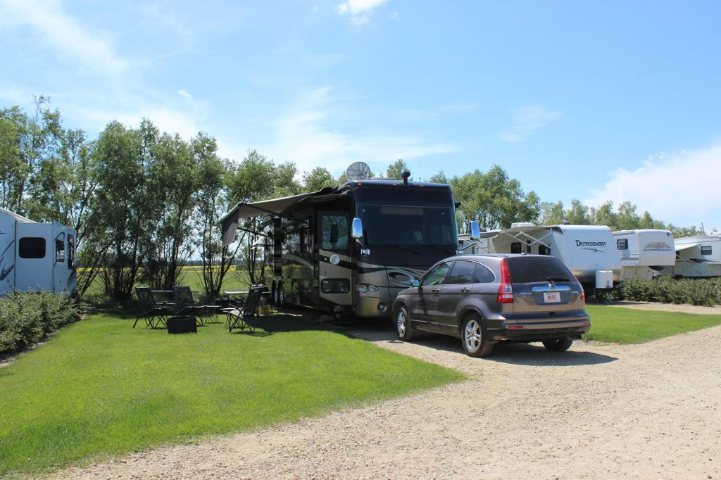 Summerland Leisure Park - RV Park
