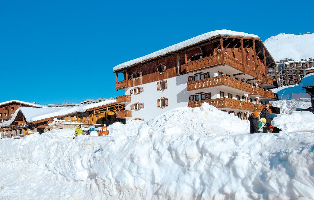 Residence Chalet Alpina