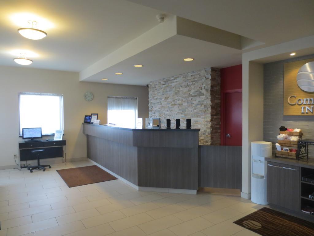 Comfort Inn Waterloo Ontario
