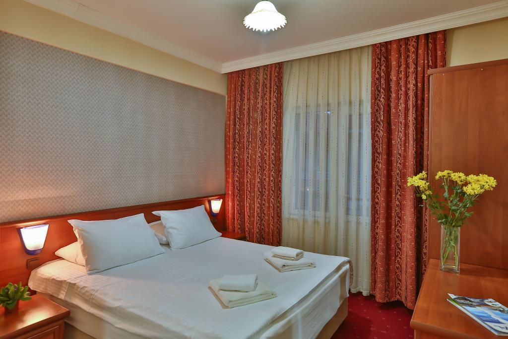 Dundar Thermal Villa Hotel