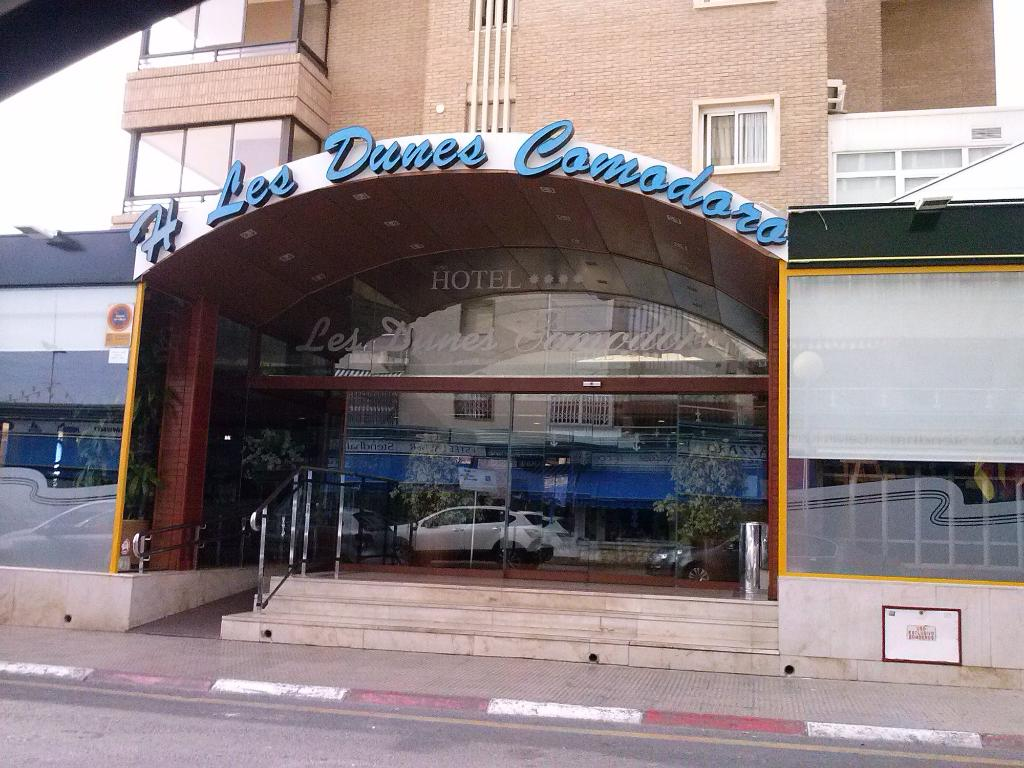 Les Dunes Comodoro Hotel