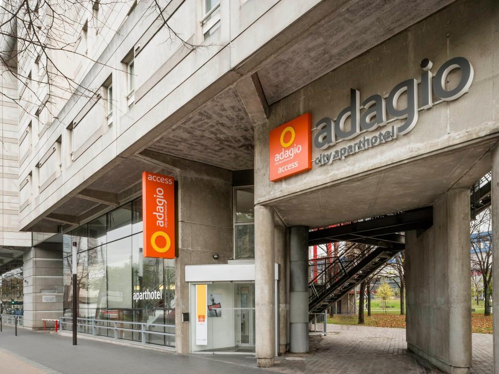 Adagio Access Paris La Villette
