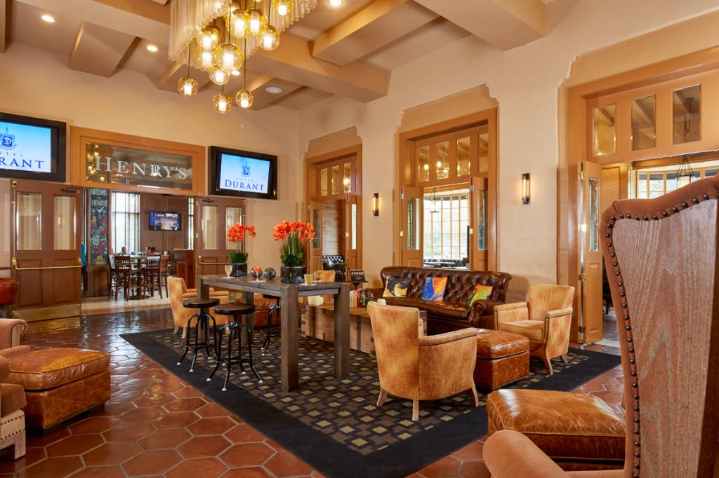 杜朗傑德微酒店