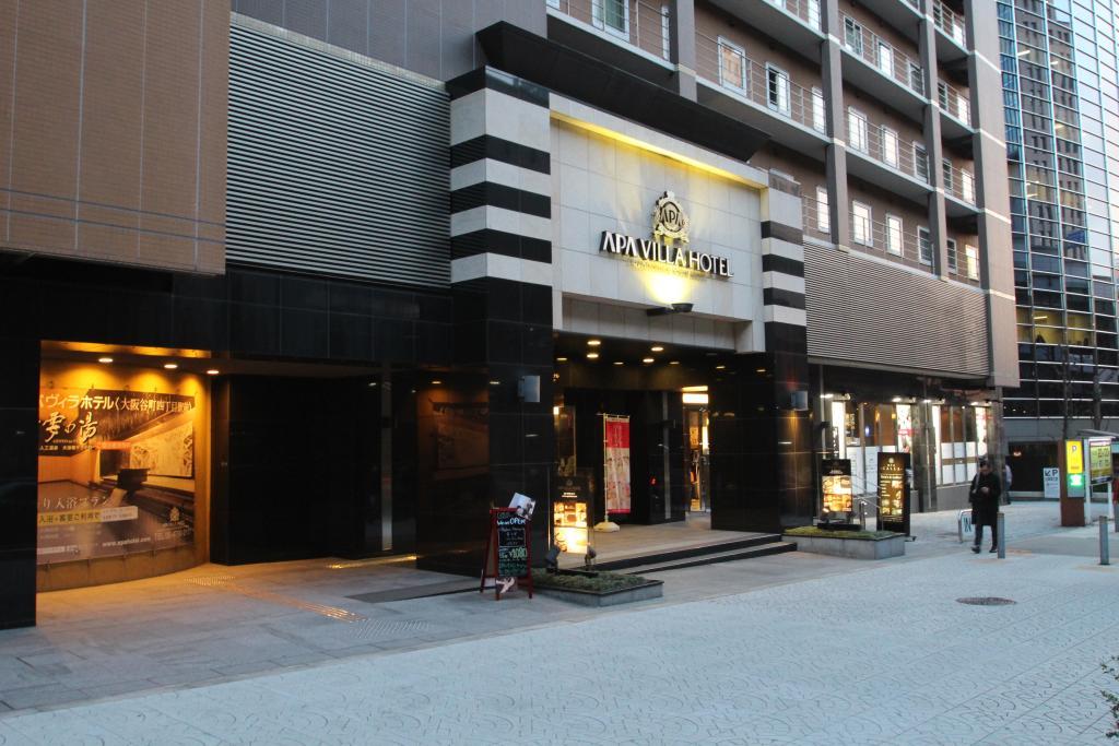 APA Villa Osaka Tanimachi 4 Chome