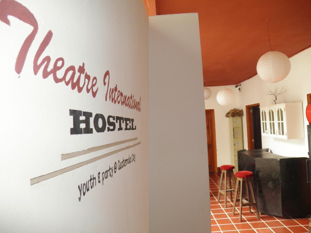 Theatre International Hostel