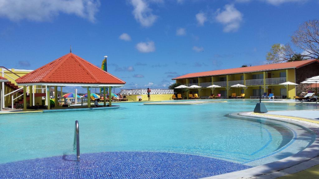 Starfish ST Lucia Resort – All Inclusive