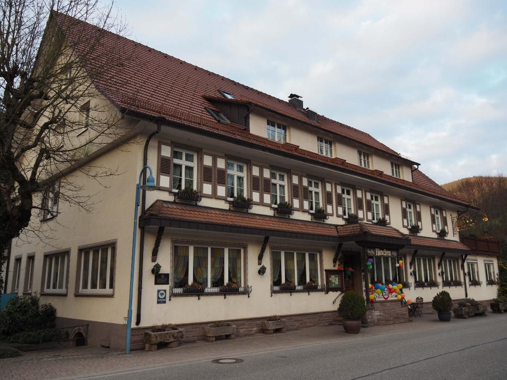 Landidyll Hotel Hirschen