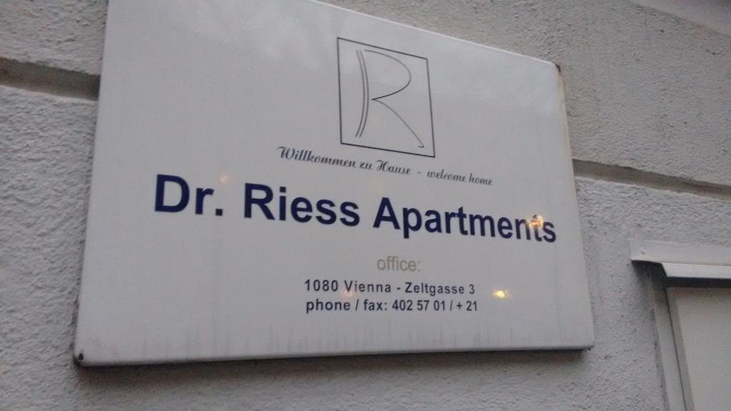 Dr Riess Apartments
