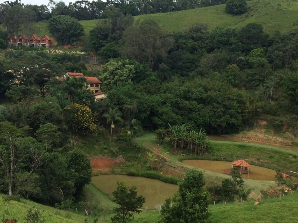 Chales Hotel Fazenda Estancia Sao Domingos