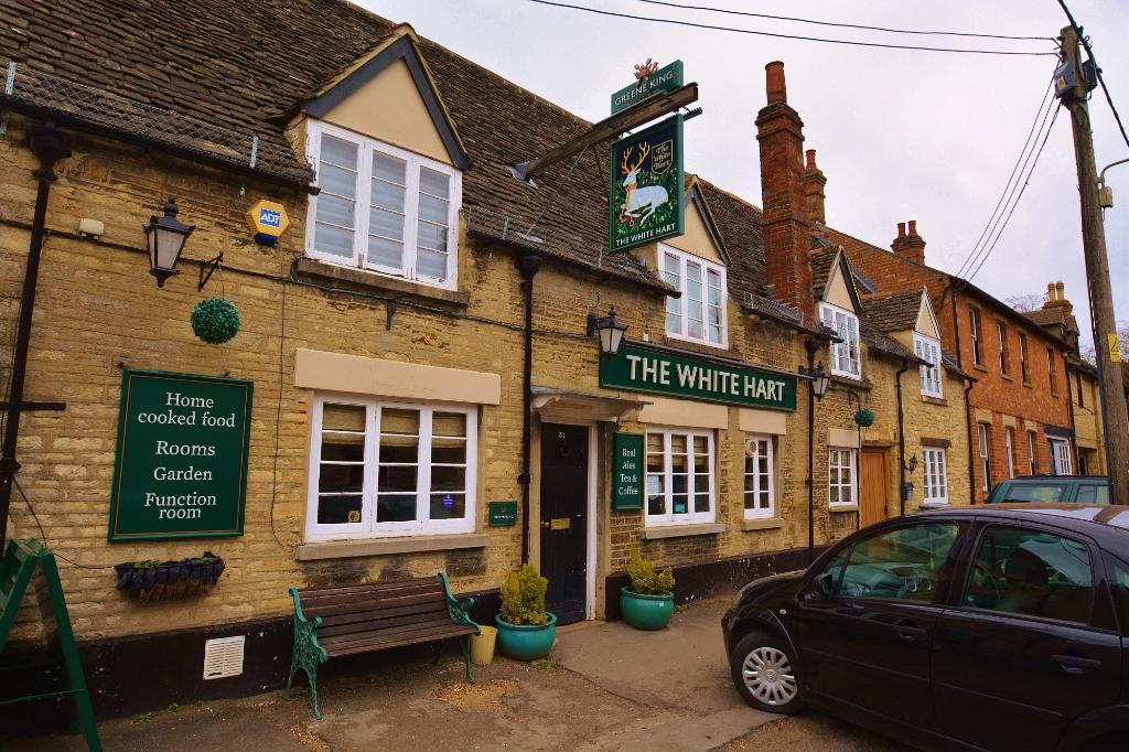 The White Hart Eynsham