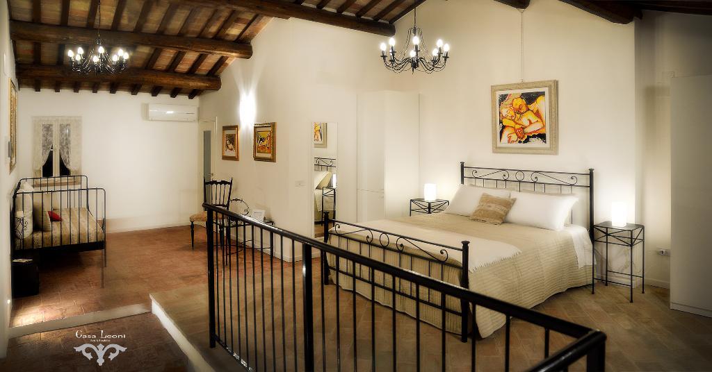 Casa Leoni ROOMS
